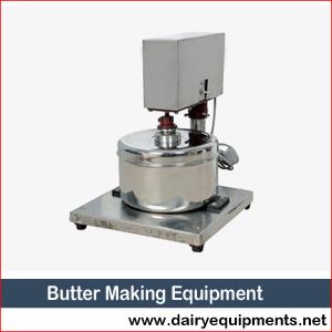 Butter Making Equipment