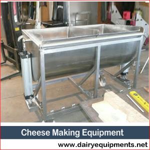 Cheese Making Equipment