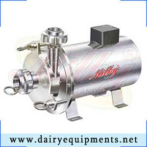 milk pump is mostly used one in India